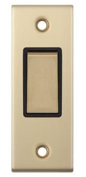 A photo of the slim light switches