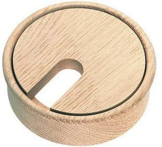 A photo of the wooden paintable cable cover